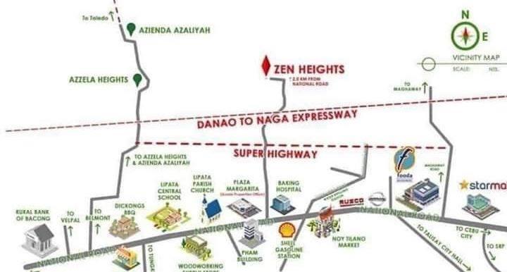 Zen Heights   Zen Heights Subdivision in Minglanilla, Cebu