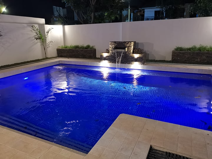 House and Lot in Cebu with Swimming Pool | Elegant House and Lot in Cebu with Swimming Pool