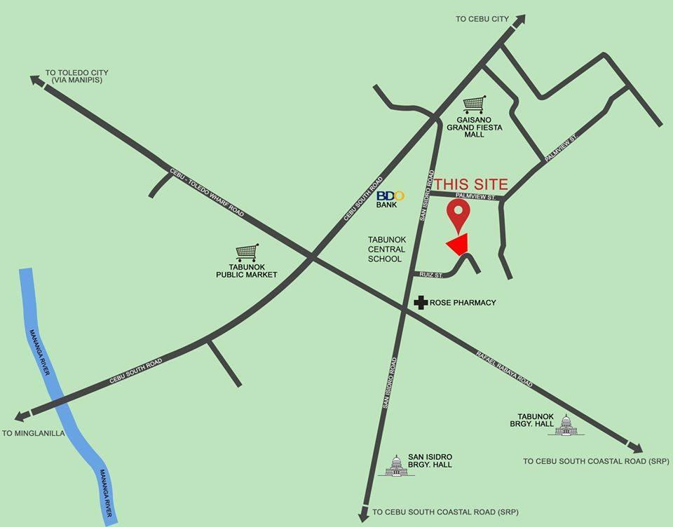 Amirra Residences | Amirra Residences in Tabunok, Talisay City Cebu